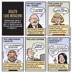 Cartoonist Jen Sorensen  Jen Sorensen's Editorial Cartoons 2013-10-21 medical condition
