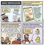 Cartoonist Jen Sorensen  Jen Sorensen's Editorial Cartoons 2013-12-23 urban