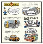 Cartoonist Jen Sorensen  Jen Sorensen's Editorial Cartoons 2014-02-24 transportation