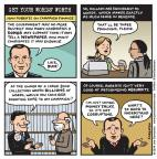 Cartoonist Jen Sorensen  Jen Sorensen's Editorial Cartoons 2014-04-07 isn't