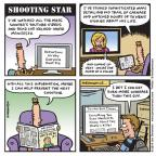 Cartoonist Jen Sorensen  Jen Sorensen's Editorial Cartoons 2014-06-02 Death Star