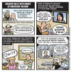 Cartoonist Jen Sorensen  Jen Sorensen's Editorial Cartoons 2014-06-09 bag