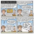 Cartoonist Jen Sorensen  Jen Sorensen's Editorial Cartoons 2014-06-23 welcome
