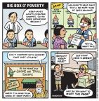 Cartoonist Jen Sorensen  Jen Sorensen's Editorial Cartoons 2014-07-14 welcome