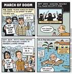 Cartoonist Jen Sorensen  Jen Sorensen's Editorial Cartoons 2014-09-29 welcome