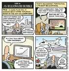 Cartoonist Jen Sorensen  Jen Sorensen's Editorial Cartoons 2014-11-17 money
