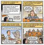 Cartoonist Jen Sorensen  Jen Sorensen's Editorial Cartoons 2014-12-08 Wonder Woman