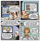 Cartoonist Jen Sorensen  Jen Sorensen's Editorial Cartoons 2014-12-15 patriotism