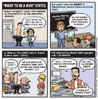 Cartoonist Jen Sorensen  Jen Sorensen's Editorial Cartoons 2015-03-02 labor