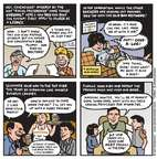 Cartoonist Jen Sorensen  Jen Sorensen's Editorial Cartoons 2015-03-09 education