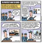 Cartoonist Jen Sorensen  Jen Sorensen's Editorial Cartoons 2015-04-27 isn't