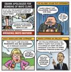 Cartoonist Jen Sorensen  Jen Sorensen's Editorial Cartoons 2015-10-12 isn't