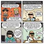 Cartoonist Jen Sorensen  Jen Sorensen's Editorial Cartoons 2015-12-21 cutting