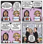 Cartoonist Jen Sorensen  Jen Sorensen's Editorial Cartoons 2016-02-08 Wall Street
