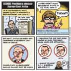 Cartoonist Jen Sorensen  Jen Sorensen's Editorial Cartoons 2016-02-15 supreme court nominee