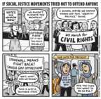 Cartoonist Jen Sorensen  Jen Sorensen's Editorial Cartoons 2016-12-05 isn't