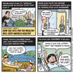 Cartoonist Jen Sorensen  Jen Sorensen's Editorial Cartoons 2017-03-06 republican politician