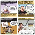 Cartoonist Jen Sorensen  Jen Sorensen's Editorial Cartoons 2017-03-27 voter