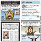 Cartoonist Jen Sorensen  Jen Sorensen's Editorial Cartoons 2018-02-05 time