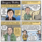 Cartoonist Jen Sorensen  Jen Sorensen's Editorial Cartoons 2018-05-14 Donald Trump Steve Bannon