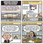 Cartoonist Jen Sorensen  Jen Sorensen's Editorial Cartoons 2018-06-18 American