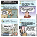 Cartoonist Jen Sorensen  Jen Sorensen's Editorial Cartoons 2018-07-16 time