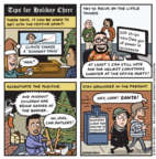 Cartoonist Jen Sorensen  Jen Sorensen's Editorial Cartoons 2018-12-10 international crisis