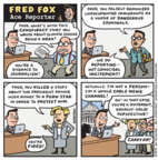 Cartoonist Jen Sorensen  Jen Sorensen's Editorial Cartoons 2019-03-27 Fox News