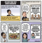 Cartoonist Jen Sorensen  Jen Sorensen's Editorial Cartoons 2019-04-16 Islam