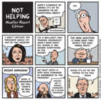 Cartoonist Jen Sorensen  Jen Sorensen's Editorial Cartoons 2019-04-22 republican politician