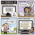 Cartoonist Jen Sorensen  Jen Sorensen's Editorial Cartoons 2019-04-29 journalism