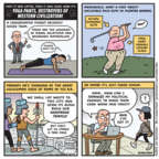 Cartoonist Jen Sorensen  Jen Sorensen's Editorial Cartoons 2019-09-09 time