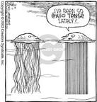 Cartoonist Dave Coverly  Speed Bump 2003-12-08 jellyfish