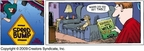Cartoonist Dave Coverly  Speed Bump 2009-02-08 dog