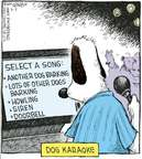 Cartoonist Dave Coverly  Speed Bump 2009-03-02 dog