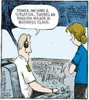 Cartoonist Dave Coverly  Speed Bump 2009-07-15 higher education