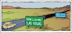 Cartoonist Dave Coverly  Speed Bump 2009-08-30 2000