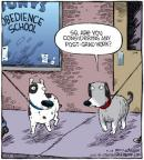 Cartoonist Dave Coverly  Speed Bump 2010-09-14 degree