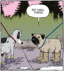Cartoonist Dave Coverly  Speed Bump 2010-12-31 dog breed
