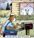 Cartoonist Dave Coverly  Speed Bump 2011-05-02 dog
