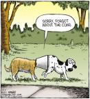Cartoonist Dave Coverly  Speed Bump 2011-05-11 dog