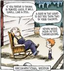 Cartoonist Dave Coverly  Speed Bump 2011-09-14 dog