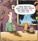 Cartoonist Dave Coverly  Speed Bump 2011-10-05 dog