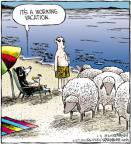 Cartoonist Dave Coverly  Speed Bump 2012-01-02 dog breed