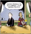 Cartoonist Dave Coverly  Speed Bump 2012-01-07 fantasy football