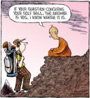 Cartoonist Dave Coverly  Speed Bump 2012-01-24 spirituality