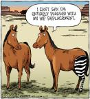 Cartoonist Dave Coverly  Speed Bump 2012-03-19 hip replacement