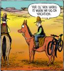 Cartoonist Dave Coverly  Speed Bump 2012-08-15 bicycle