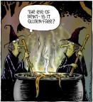 Cartoonist Dave Coverly  Speed Bump 2012-10-23 ingredient