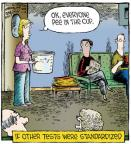 Cartoonist Dave Coverly  Speed Bump 2012-11-14 education